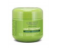 Маска для волос Cruset Hair Spa Treatment with Ginseng & 7-Herbs Extracts 500 мл.